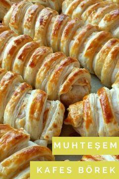 Yufkalı Kafes Böreği #yufkalıkafesböreği #börektarifleri #nefisyemektarifleri #yemektarifleri #tarifsunum #lezzetlitarifler #lezzet #sunum #sunumönemlidir #tarif #yemek #food #yummy