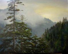 Morning after storm - Bob Travers