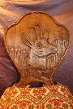Bild 6 - Stilmöbel, Bauernmöbel - Jäger aufgepasst Massive Tischgruppe mit…