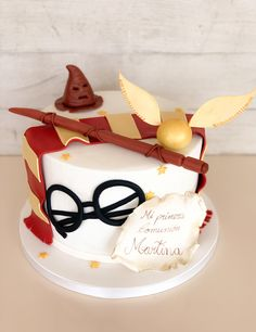 Ideas Nail Art Ideas For Kids Birthday Parties For 2019 Harry Potter Torte, Harry Potter Desserts, Harry Potter Birthday Cake, Harry Potter Bday, Harry Potter Food, Cupcakes, Cupcake Cakes, Harry Potter Drawings, Amazing Cakes