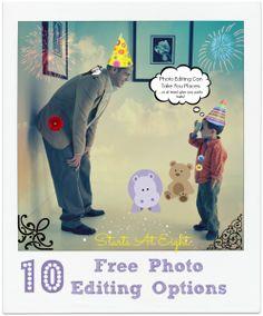 10 Free Photo Editing Options
