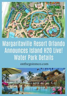 Island H2O Live! Water Park At Margaritaville Resort Orlando