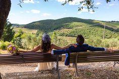 Limoni e lanterne per un matrimonio in toscana: Julie e Pierre