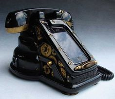 http://techstyles.com.au/wp-content/uploads/2010/11/iRetrofone-Steampunk-angle.jpg iRetrofone Steampunk – take your iPhone back to the future Scott Fitzgerald | November 2, 2010