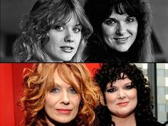 I Heart the Wilson sisters.