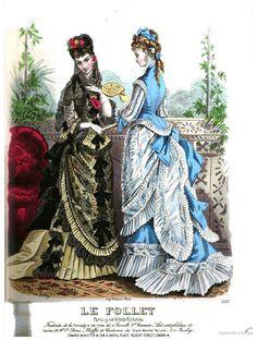 1875 le follet, journal du grand monde