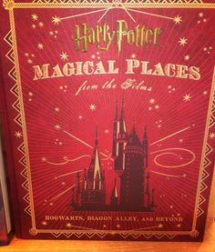 Harry Potter is my number 1 favorite books. I love the world of magic. What is your favorite series? #realmreads