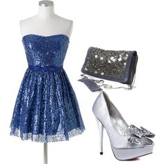 """holiday fun dress"" by sweetdeb on Polyvore"