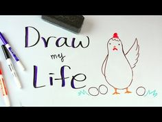 Draw My Life  A Hen in Today's World - YouTube
