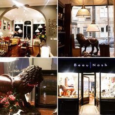 Pop in and see our festive frontage in Brock Street, Bath & find the most #Classy #Christmaspresents for everyone.""