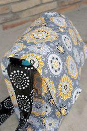 Image result for messenger bag patterns free