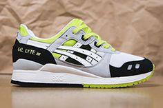 ASICS GEL LYTE III (NEON) - Sneaker Freaker