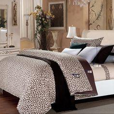 Cheetah Print Bedding Sets
