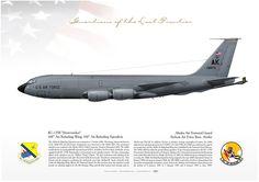 UNITED STATES AIR FORCE. ALASKA AIR NATIONAL GUARD 168th Air Refueling Wing, Eielson Air Force Base