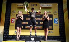Tour de France: Rookie Primoz Roglic Wins Stage 17; Chris Froome Stays in Yellow Jersey with Strong Performance