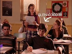 """Which """"Mean Girls"""" Character Are You....haha, glen coco is me apparently"""
