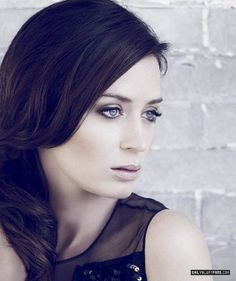 Emily Blunt, classically beautiful. Here, you can really see the blue of her eyes and her brown hair. She and cousin Maggie share family genes, so of course they share some traits. Cousins as close as sisters without the baggage of jealousy and with the loyalty you expect from family, Jill and Maggie are thick as thieves. Plus, they both have overprotective brothers. Eddie is in trouble.