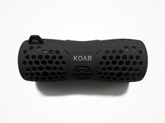 Rugged, Durable & Water-Resistant - This Speaker Stops at Nothing to Spread the Music