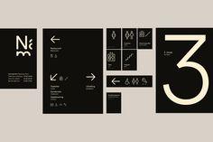 Nasjonalmuseet – The National Museum - Metric (en) Museum Logo, Museum Branding, Museum Poster, Art Museum, Signage Design, Branding Design, Identity Branding, Corporate Design, Banner Design