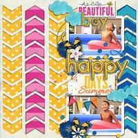 A Project by marnel from our Scrapbooking Gallery originally submitted 08/24/13 at 01:16 PM