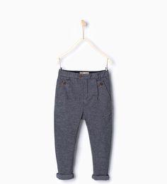 Chinos-Trousers-Boy   4-14 years-KIDS-SALE   ZARA United States