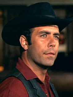 Bonanza (TV show) Pernell Roberts as Adam Cartwright