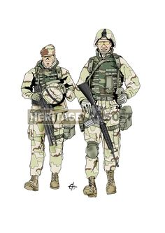 Us Military, Military History, Private Military Company, Soldier Drawing, Military Pictures, Cosplay, American Soldiers, Call Of Duty, Armed Forces