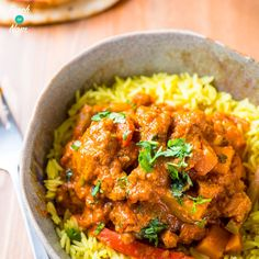 This Syn Free Lamb Rogan Josh Curry has to be one of my favourite Slimming World curry recipe of all time. It's perfect if you're following Extra Easy