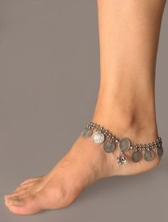 King George Anklet(Single Piece)