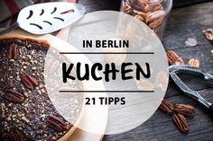 Zucker frei für die besten Kuchen in Berlin!