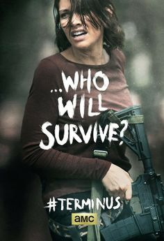 The Walking Dead // Who Will Survive? // Maggie Greene // Terminus
