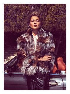 9b576115e6315 Ana Beatriz Barros for Harper s Bazaar November 2011 Glamorous Chic Life
