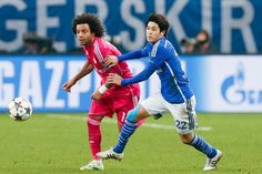 Atsuto Uchida - FC Schalke 04 - #22 #S04 #Bundesliga #Soccer #Football #Uchida