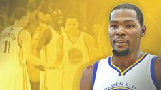 Kevin Durant joins the Golden State Warriors