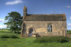 St Mary Lead Church, near Towton Battlefield, North Yorkshire