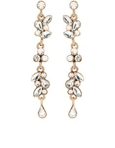 Accessorize Kyoto Petal Slinky Earrings