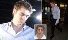 Stanford rapist Brock Turner released from jail after just 3 months