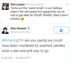 This proves that whatever being that is above is doesn't want them to die like those scented candels could have killed them years ago