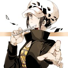 Trafalgar Law gender bent