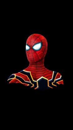 Spider Man Spider Armour iPhone Wallpaper - iPhone Wallpapers
