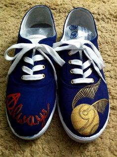 more Harry Potter shoes....do want