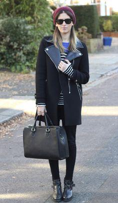 Effortlessly simple style that still looks fabulous!