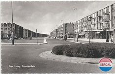 Almeloplein Den Haag (jaartal: 1950 tot 1960) - Foto's SERC
