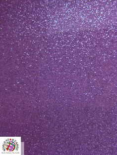 "#Purple #Sparkle Glitter Upholstery #Vinyl Fabric 54"" Width Sold By The Yard"