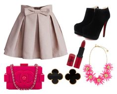 """Night out"" by fashiongeek474 ❤ liked on Polyvore"