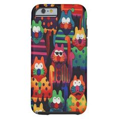 Unforgettable Cats iPhone 6 case