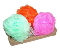 Bath and Beauty - Shower Scrunchies - Various Colours