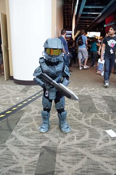 Lil Master Chief, Halo.