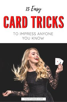 Magic Tricks Revealed, Magic Card Tricks, Easy Magic Tricks, Simple Card Tricks, Learn Magic, Wood Games, Gaming Tips, The Magicians, Activities For Kids