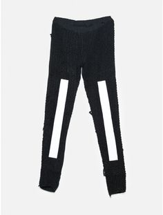 Horace hand knitted leggings